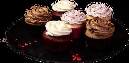 Cupcakes Rellenos 6x5