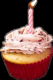 Cupcake Cumpleañero Relleno