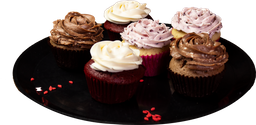 Cupcakes Cumpleañeros Rellenos