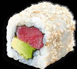 Tuna y Avocado Uramaki
