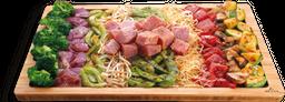 Teppanyaki de Atún