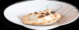 Empanada de Cebolla y Queso Gruyere