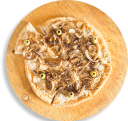Pizza Fugazzeta