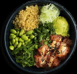 Spicy Salmon Bowl