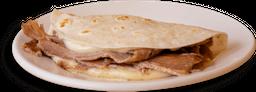 Quesharina con Carne