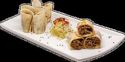 Tacos de Rib Eye