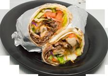 Dürüm Kebab - Res