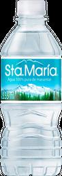 Agua Santa María