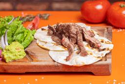 Tacos Angus Jack Vacío