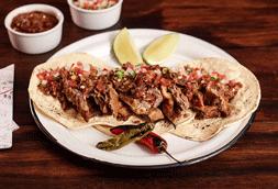 Tacos Angus Jack Arrachera