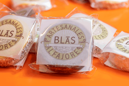 Alfajor Glasé Blanco