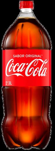 Refresco Coca-Cola 3 Lt