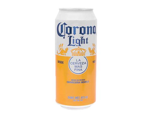 Corona Light 1 Cerveza 473 Ml