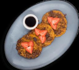 Pan-Cakes de Camote