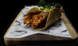 Tacos de Marlín al Pibil.