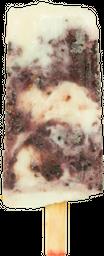 Paleta Light de Yogurt con Zarzamora