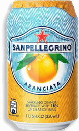 San Pellegrino de Naranja