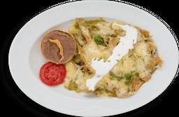 Chilaquiles Azteca