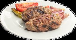 Kebab de Cordero y Res