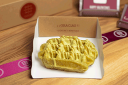 Waffle Matcha