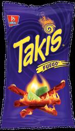 Frituras Takis Fuego 62 g