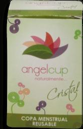 Copa menstrual Angel cup crystal grande