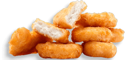 McNuggets de Pollo 10 Piezas