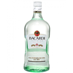 Bacardi Blanco 1750 mL