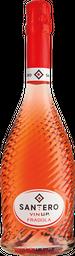 Vino Espumoso Santero Moscato & Fragola Vin Up 750 mL