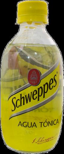 Schweppes Agua Tónica Botella