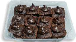 Cajita de Mini Brownies