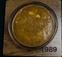 Sopa de Arroz a la Tumbada