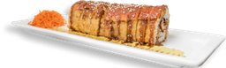 Caramelo Crunch Roll