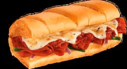Sándwich Pizza Pepperoni Sub 30 cm