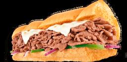 Sándwich de Carne y Queso Sub 30 cm