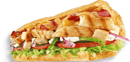 Chicken Bacon Ranch Sub 30 cm