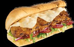 Sándwich de Costillas BBQ Sub 30 cm