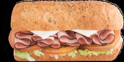 Sándwich de Jamón de Cerdo Sub 30 cm