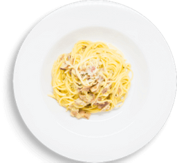 Combo Spaguetti Carbonara