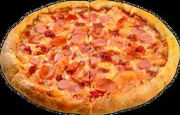 Pizza Grande Cuatro Carnes