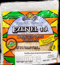 Tortilla De Cereal Germinado 340 g