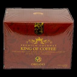 Cafe Ganoderma 25 Sobres 3 g C/U