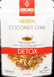 Te Coconut Chai Okko 15 Sobres
