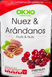 Nuez Y Arandano Okko 50 g
