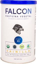 Proteína Vegetal Falcon Birdman Vainilla 510 g