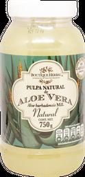 Pulpa Natural De Aloe Vera Bh 750 g