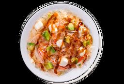 Gohan con Salsa Tampico