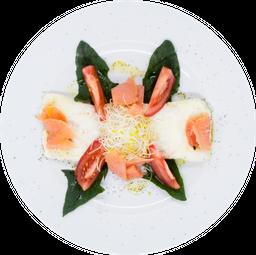 Omelette de Salmón Ligth