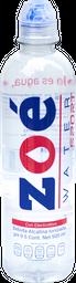Agua alcalina Zoé Sport