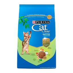 Alimento para Gato Cat Chow  Defense Nature Gatitos 1.3 Kg